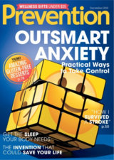 Abonnement op het blad Prevention magazine