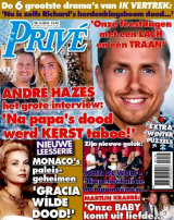 Privé weekblad cover