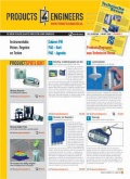 Abonnement op het maandblad Products 4 Engineers