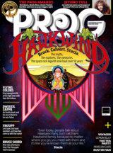 Abonnement op het blad Prog magazine