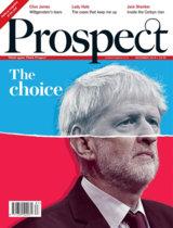Abonnement op het blad Prospect magazine