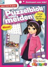 Abonnement op het blad Puzzelblok voor meiden