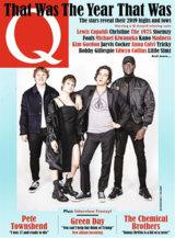 Abonnement op het maandblad Q Magazine