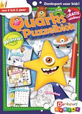 Abonnement op het blad Quarks Puzzelblok