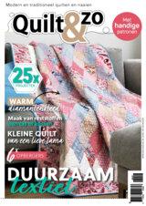 Abonnement op het blad Quilt & Zo
