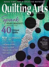 Cadeau-abonnement op Quilting Arts