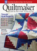 Cadeau-abonnement op Quiltmaker