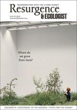 Abonnement op het blad Resurgence & Ecologist magazine