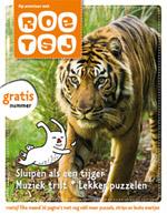 Abonnement op het maandblad Roetsj