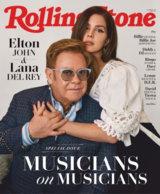 Abonnement op het blad Rolling Stone