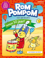 Abonnement op het blad Rompompom