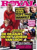 Abonnement op het blad Royal Story