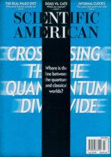 Abonnement op het blad Scientific American Magazine