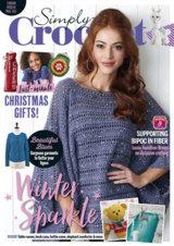 Abonnement op het blad Simply Crochet magazine