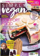 Abonnement op het blad Simply Vegan magazine