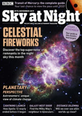 Abonnement op het blad BBC Sky At Night Magazine