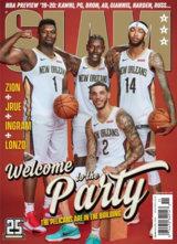 Abonnement op het blad SLAM Magazine