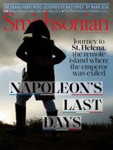 Abonnement op het blad Smithsonian magazine
