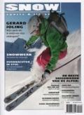 Abonnement op het blad Snow