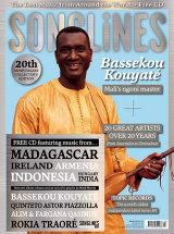 Abonnement op het blad Songlines magazine