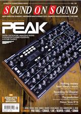 Abonnement op het blad Sound On Sound