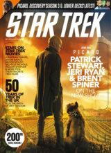 Abonnement op het blad Star Trek Magazine