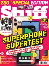 Abonnement op het blad Stuff magazine