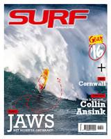 Abonnement op het blad Surf Magazine