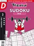 Abonnement op het blad Tazuku Sudoku Varia