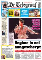 Abonnement op het dagblad Telegraaf Weekend