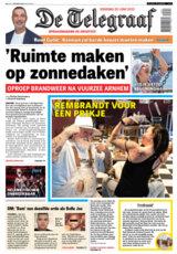 Cadeau-abonnement op de Telegraaf