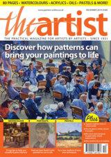 Abonnement op het blad The Artist magazine