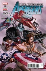 Abonnement op het blad The Avengers