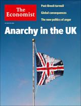 Abonnement op het weekblad The Economist