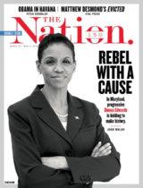 Abonnement op het blad The Nation
