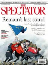Abonnement op het blad The Spectator magazine