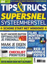 Abonnement op het blad Tips & trucs