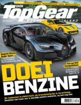 Abonnement op het maandblad TopGear Magazine