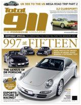 Abonnement op het blad Total 911 magazine