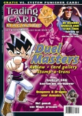 Abonnement op Trading Card Magazine