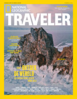Abonnement op het blad National Geographic Traveler