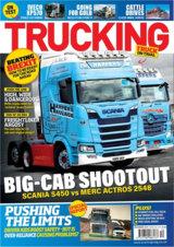Abonnement op het blad Trucking magazine