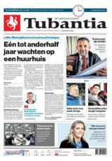 Abonnement op het dagblad Tubantia Weekend