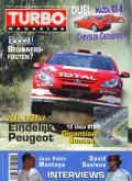 Abonnement op het blad Turbo Magazine