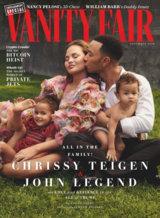 Abonnement op het maandblad Vanity Fair USA