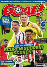Abonnement op het blad Goal! Magazine