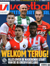 Voetbal International cover