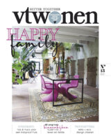 Cover vtwonen magazine