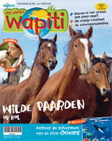 Cadeau-abonnement op Wapiti