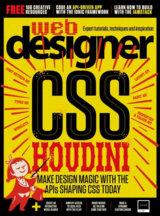 Abonnement op het blad Web Designer magazine
